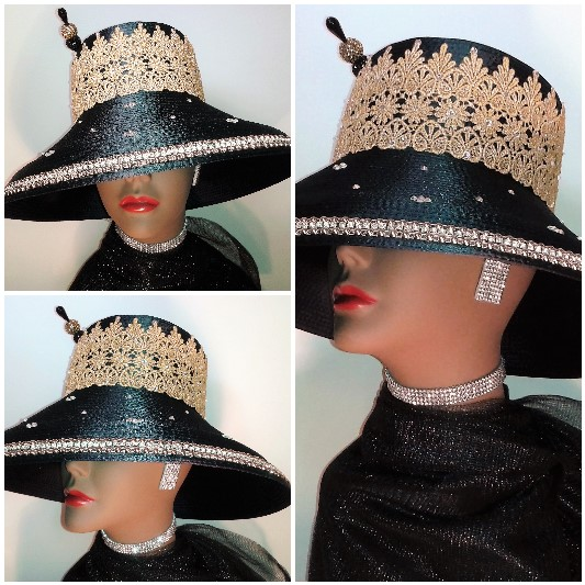 Women s Church Hats - Custom quality hats Atlanta e0727ec9c68